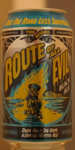 Route Of All Evil Black Ale