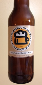 Portsmouth Oatmeal Raisin Ale