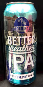 Better Weather IPA