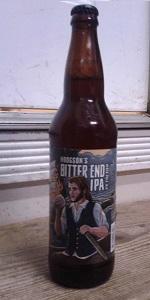 Hodgson's Bitter End IPA