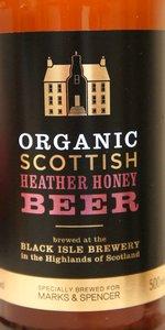Organic Scottish Heather Honey Beer