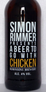 Simon Rimmer A Beer To Go With Chicken