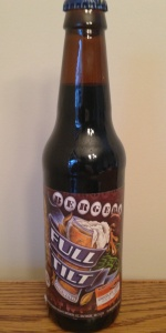 Berger Cookie Chocolate Stout | Full Tilt Brewing | BeerAdvocate