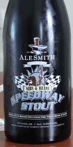 Speedway Stout - Nibs & Beans