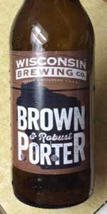 Brown & Robust Porter