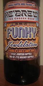 He'Brew Funky Jewbelation '13