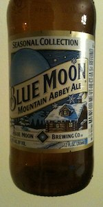 Blue Moon Mountain Abbey Ale