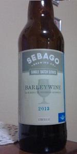 Single Batch Series - 2013 Bourbon Barrel Aged Barleywine