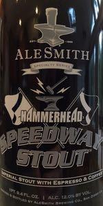 AleSmith Speedway Stout - Hammerhead