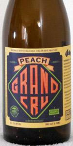 Peach Grand Cru