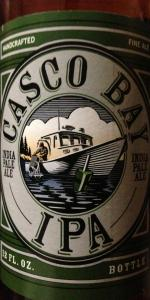Casco Bay IPA