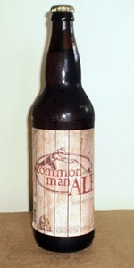 Common Man Ale