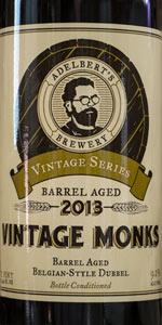 Vintage Monks 2013
