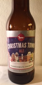 Frankenmuth Christmas Town Ale