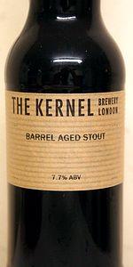 Barrel Aged Stout (B.A. Glen Spey & Strathmill)