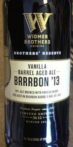 Vanilla Barrel-Aged Brrrbon