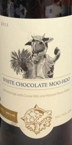 White Chocolate Moo-Hoo Milk Stout