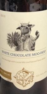 White Chocolate Moo-Hoo Milk Stout