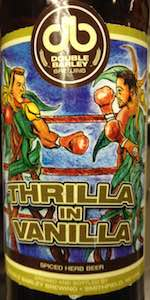 Thrilla In Vanilla Porter