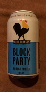 Block Party Robust Porter
