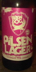 Unleash The Yeast: Pilsen Lager