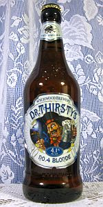 Dr. Thirsty's No. 4 Blonde