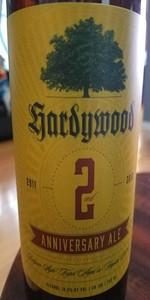 Second Anniversary Ale