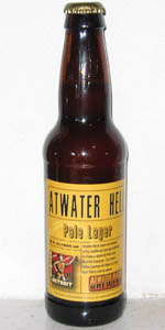Atwater Hell Pale Lager