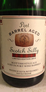 Port Barrel Aged Scotch De Silly