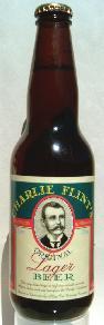 Charlie Flint's Original Lager