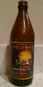 Drioma Russian Imperial Stout