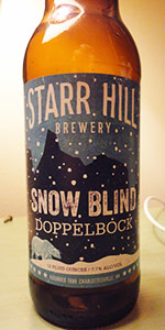 Snow Blind Doppelbock