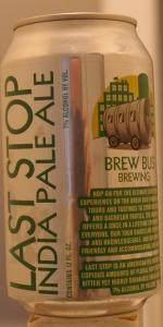 Last Stop India Pale Ale