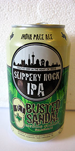 Slippery Rock IPA