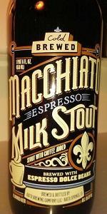Abita Select Macchiato Espresso Milk Stout