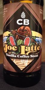 Joe Latte Coffee Vanilla Stout