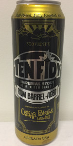 Ten FIDY - Rum Barrel-Aged