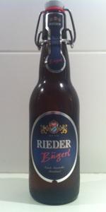 Rieder Bügerl
