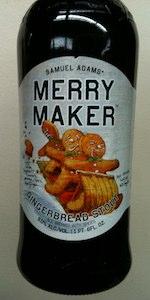 Merry Maker Gingerbread Stout