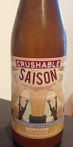 Crushable Saison
