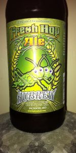 Hubrew 2 Headed Grasshopper Fresh Hop Ale