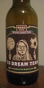 Mad3 '92 Dream Team