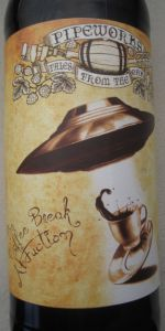 Barrel Aged Coffee Break Abduction