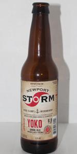 Newport Storm - Yoko (Cyclone Series)