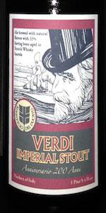 """Verdi -- """"200th Anniversario G. Verdi"""""""