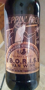Barrel Aged B.O.R.I.S. Van Wink