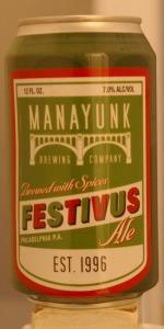 Festivus Ale (2013)