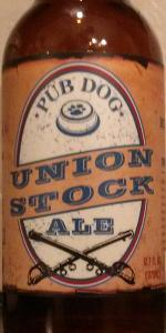 Union Stock Ale