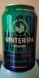 Sigtuna Winter IPA