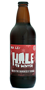 Brutal Brewing Hale To Winter